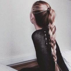 Ponytail Long Hairstyle